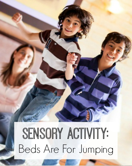 Everyday Sensory Activities for Kids to do at Home