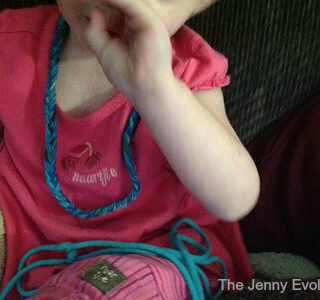 DIY Chewelry Necklace