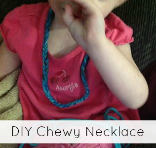DIY Chewy Necklace Tutorial
