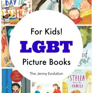 LGBT (Lesbian, Gay) Picture Books for Children