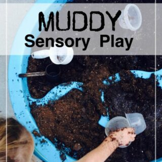Mud Sensory Play - Tips for Making the Ultimate Toddler Playdate
