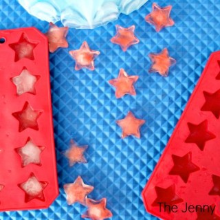 Star ice Sensory Play