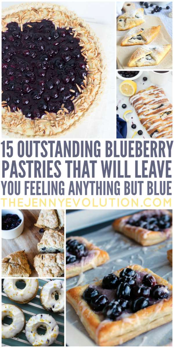 15 Outstanding Blueberry Pastry Recipes