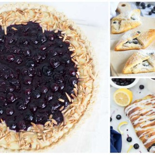 15 Outstanding Blueberry Pastry Recipe That Will Leave You Feeling Anything but Blue