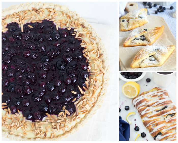 Blueberry Pie Pastry Recipe and More!
