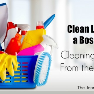Clean Like a Boss: Cleaning Tips from the Pros
