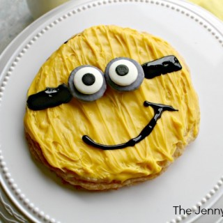 Minion Cookie Tutorial