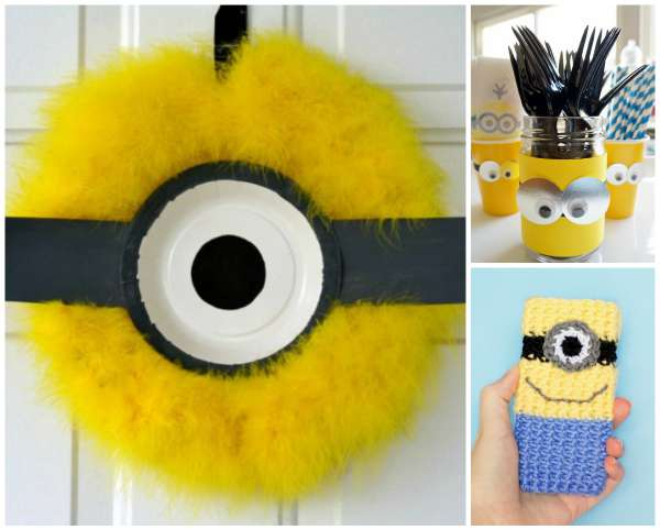 Minion Crafts for True Fans!