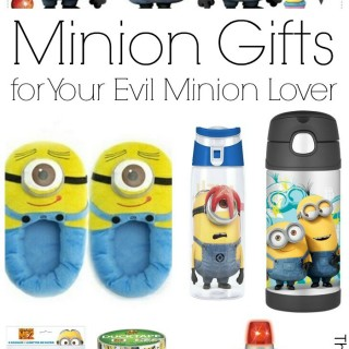 Minion Gifts for Your Evil Minion Lover
