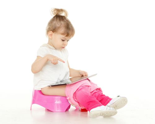 Potty Training Tricks