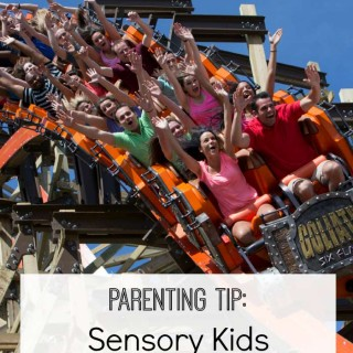 Parenting Tip of Kids with Sensory Processing Disorder -- Your kids WILL surprise you
