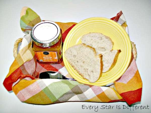 Spreading Jam - Montessori Inspired Picnic Activities
