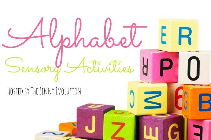 Alphabet Sensory Activities Facebook