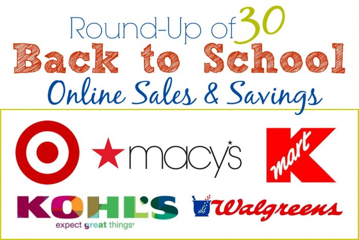 30 back to school coupon codes and sales the jenny evolution