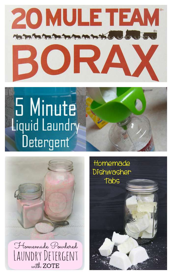 Borax Cleaning Ideas for Home | The Jenny Evolution
