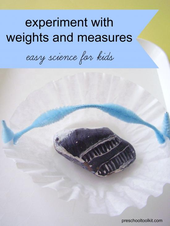 Experiments with Weights and Measures: Easy Science Fun for Kids!