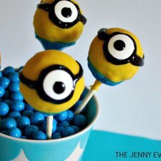 Minion Cake Pop Recipe – Birthday Party Fun on a Stick!