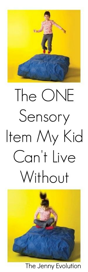The ONE Sensory Product My Kid Can't Live Without