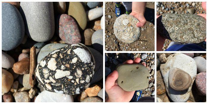 Rocks from Rock Beach