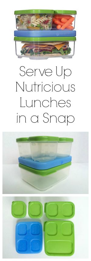 Serve Up Lunch in a Snap