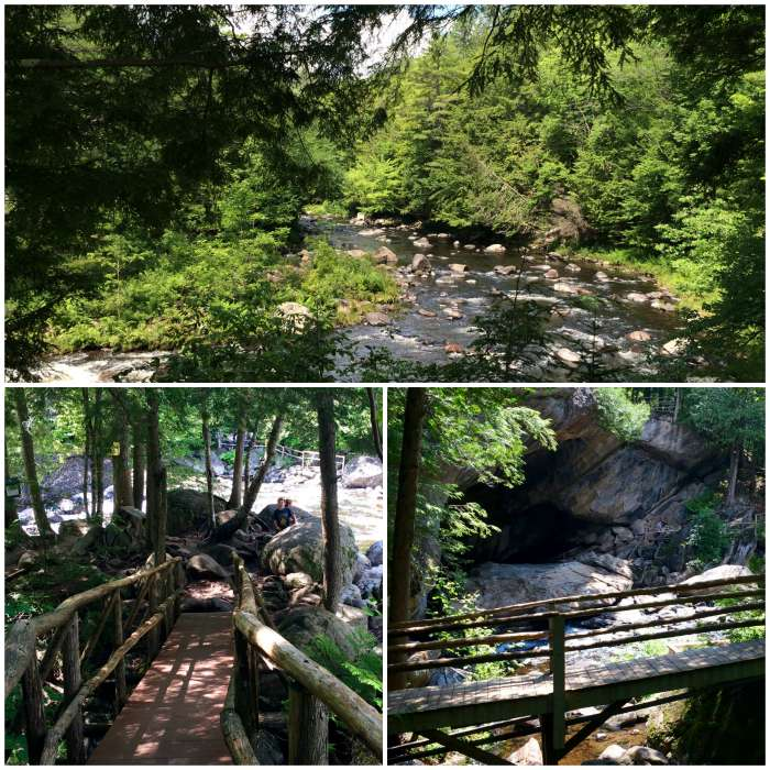 Visit Stone Bridge and Caves in Adirondack National Park | The Jenny Evolution