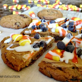 Candy Corn Pizza Cookie Recipe