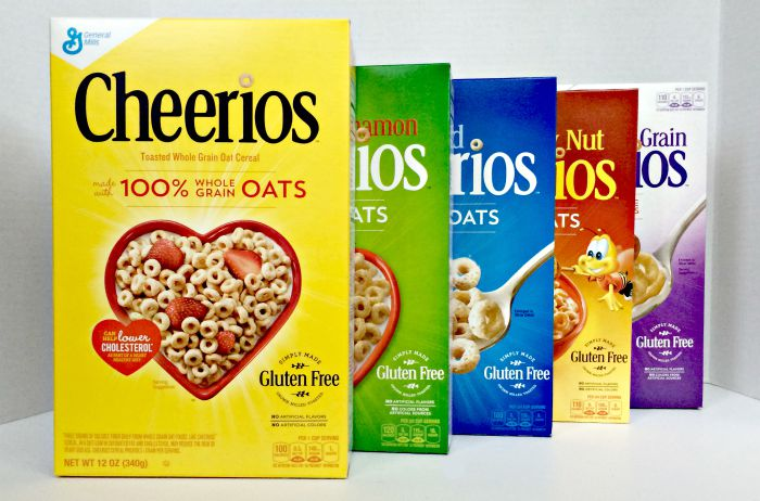 Get Ready to Celebrate — Gluten Free Cheerios Are Here!