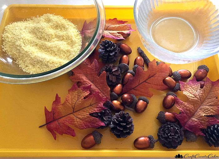 Fall Sensory Bin Items | The Jenny Evolution