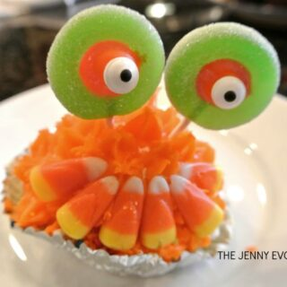 Monster Cupcakes Kid Activity