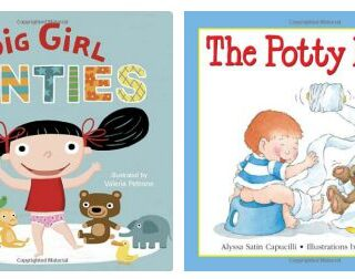 Potty Training Books for Toddlers and Parents