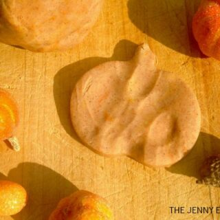 Pumpkin Pie Playdough Recipe