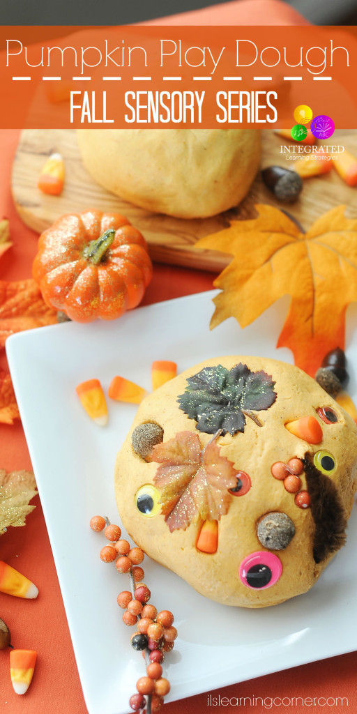 Pumpkin Playdough 7