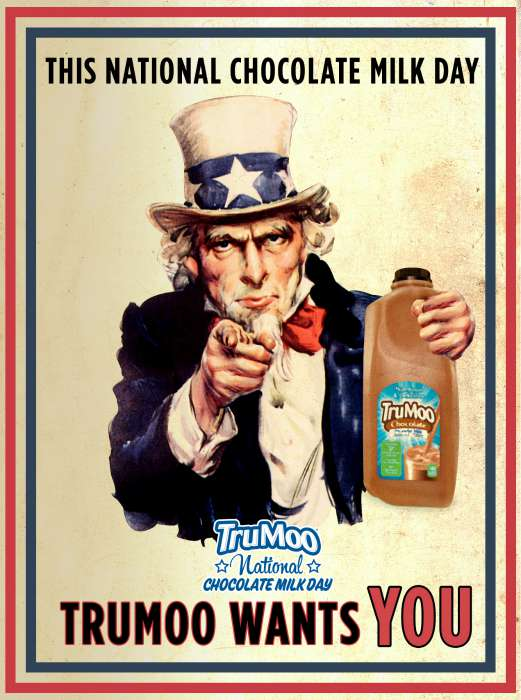 This National Chocolate Milk Day, TruMoo Wants You