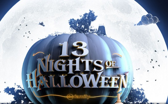 13 Nights of Halloween Movies on ABC Family | The Jenny Evolution
