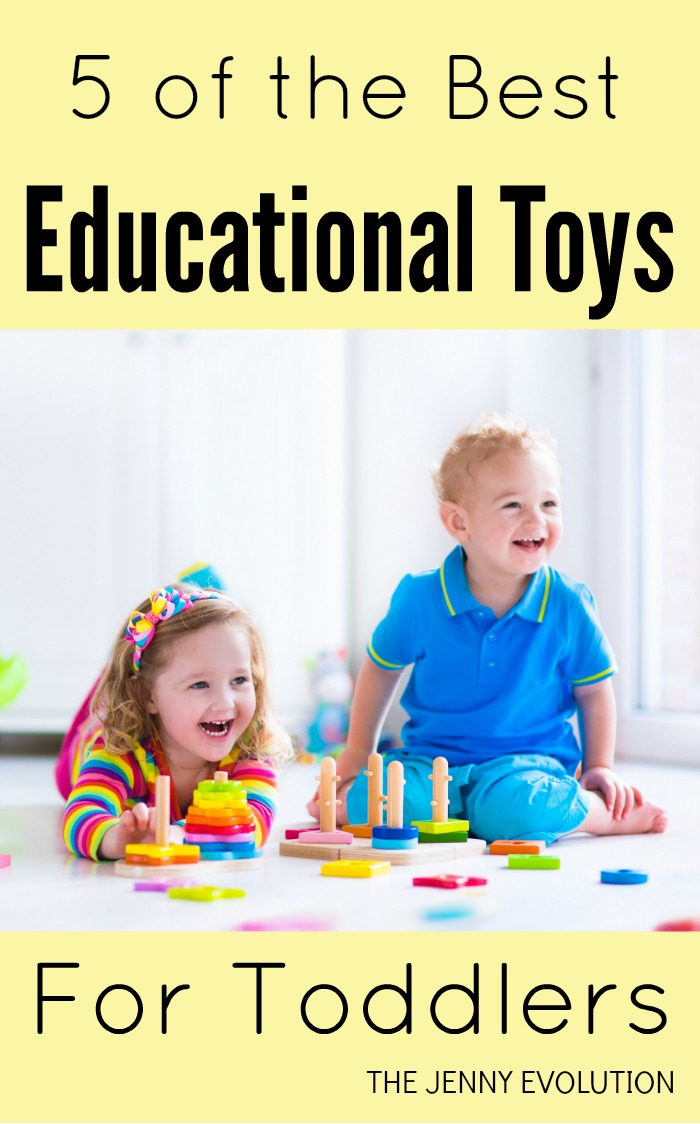 Best Educational Toy Site : Five of the best educational toys for toddlers