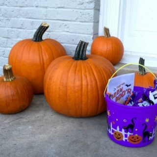 BOO Your Neighbors this Halloween + Win $1,000 Walmart GC