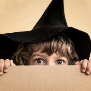 Halloween Costumes for the Sensory Challenged