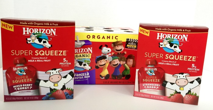 Horizon Dairy Products