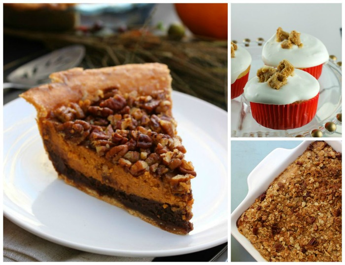 Pumpkin Pie Themed Recipes