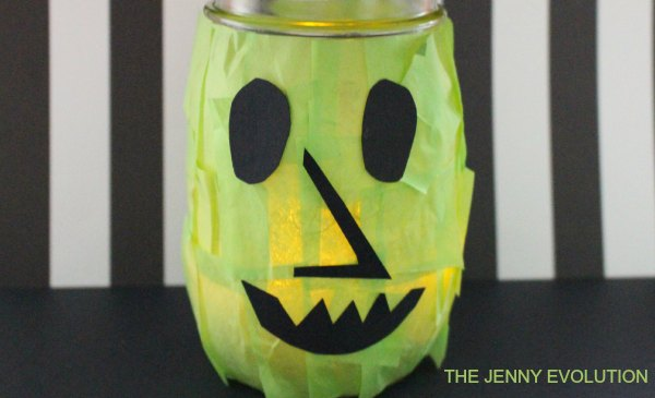 Witch Mason Jar