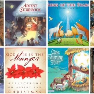 Christian Christmas Books - FB