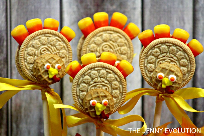 Fun Thanksgiving Oreo Turkey Cookie Tutorial