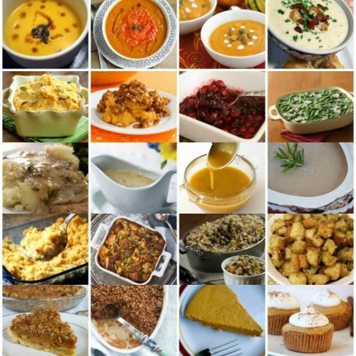 Gluten Free Recipes for Thanksgiving | Mommy Evolution