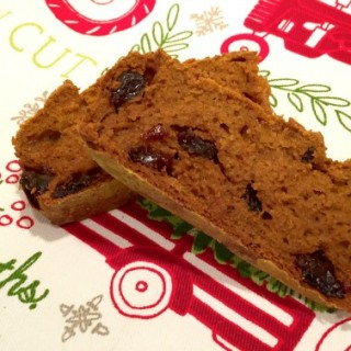 Holiday Pumpkin Spice Bread Recipe