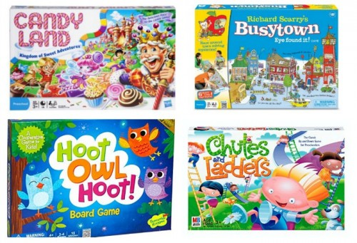 Best Board Games for Toddlers and Preschoolers