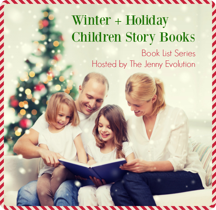 Winter and Holiday Children Story Books | The Jenny Evolution