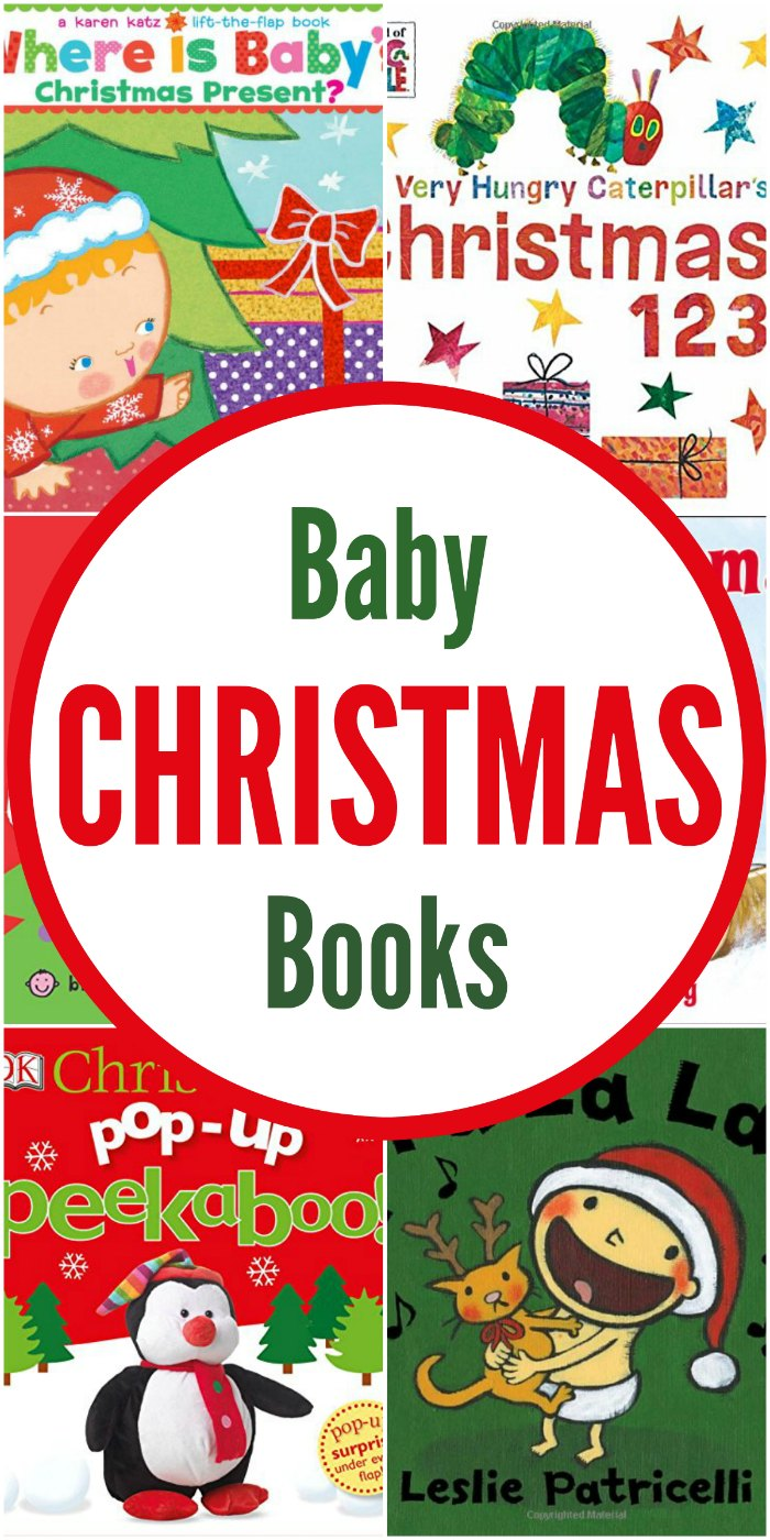 Baby Christmas Books - Board Books | Mommy Evolution