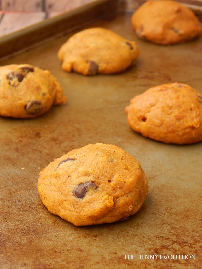 chocolate chip cookies process 1