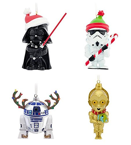 Hallmark Star Wars Christmas Tree Ornaments - Star Wars Christmas Gifts And Decorations Mommy Evolution