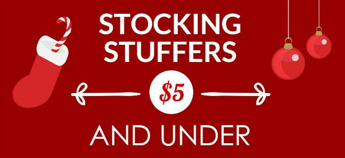 Inexpensive stocking stuffers